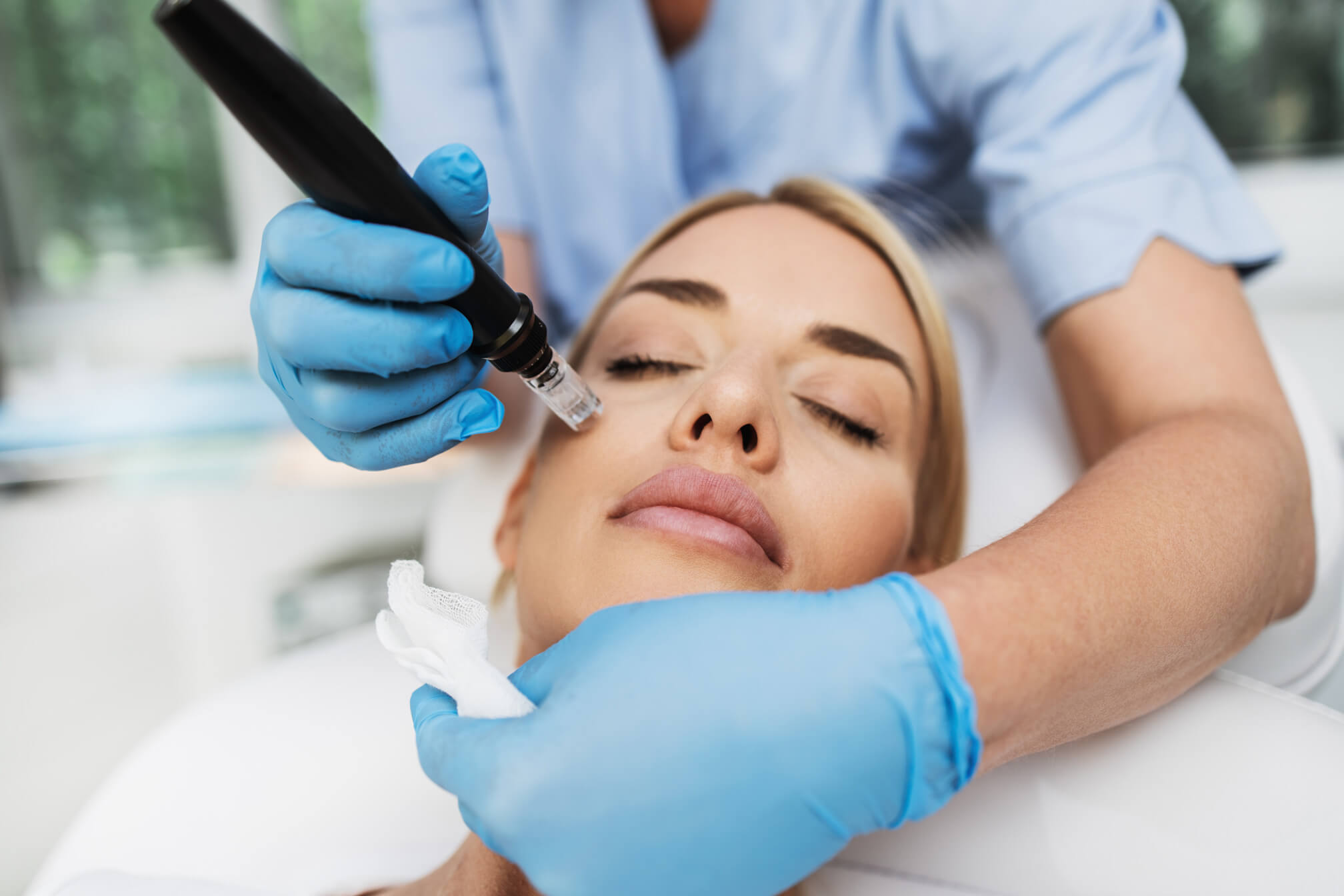 Platelet Rich Plasma (PRP) for Facial Rejuvenation & Face Lifting